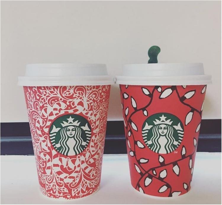 《スタバからの素敵なクリスマスプレゼント♡》たった2週間の限定フラペ+お得なキャンペーン情報♡_3