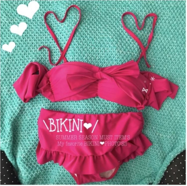 【Fashion】今年のビキニはもう買った?かわいい水着、いつも○○で買ってます♡_1