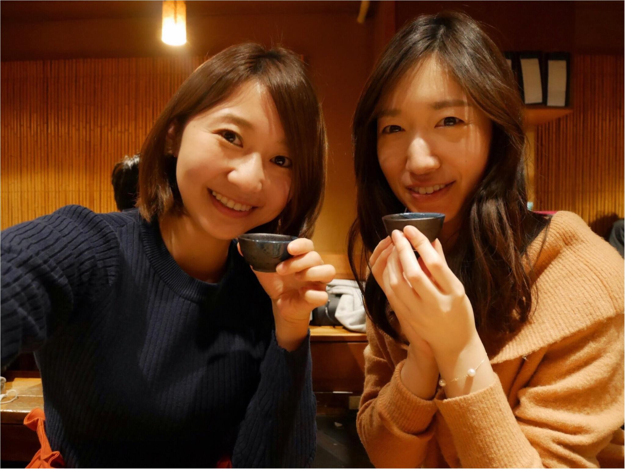 【恵比寿】そば・しゃぶしゃぶ・日本酒を楽しむなら『まにん』✨黒豚つけ麺そばが絶品〜♡_1