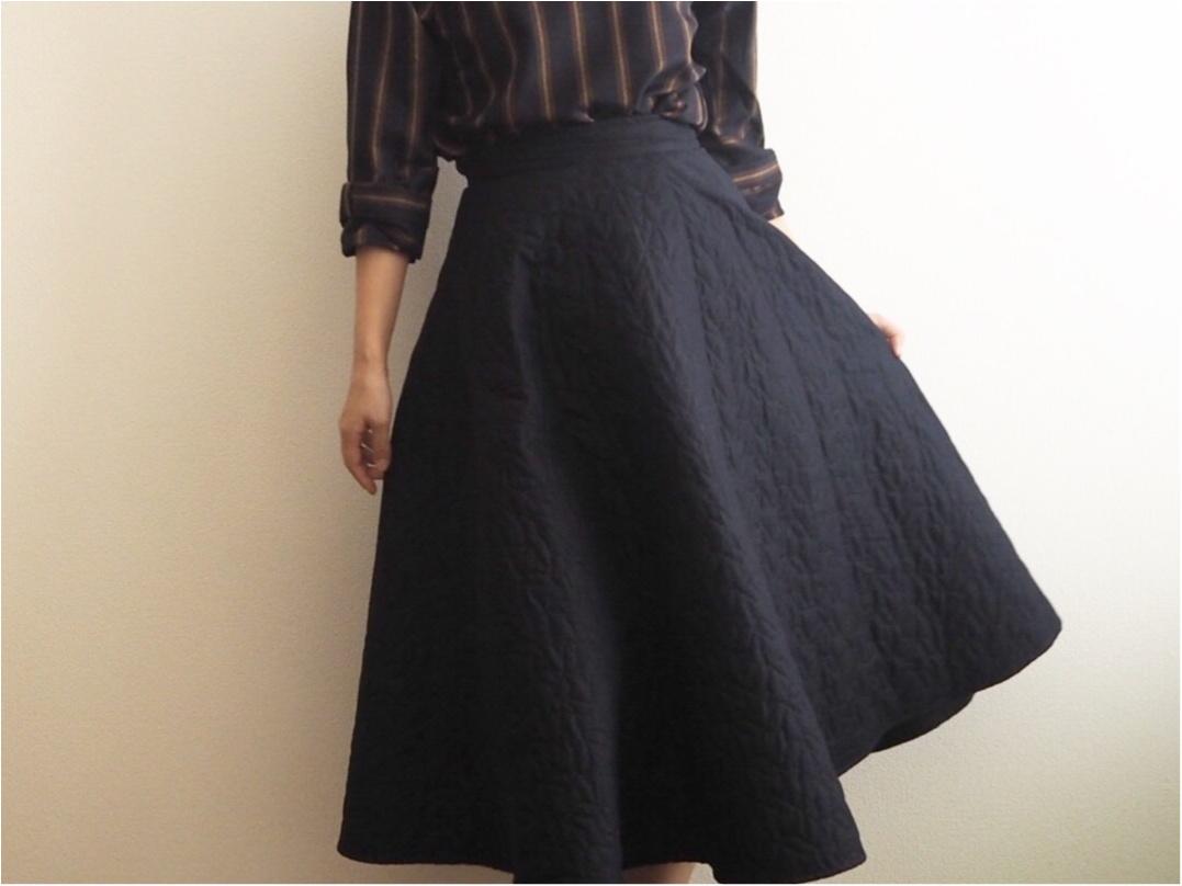 【UNIQLO】『キルトスカート』のシルエットがかわいすぎるんです!♡【JW ANDERSON】_2