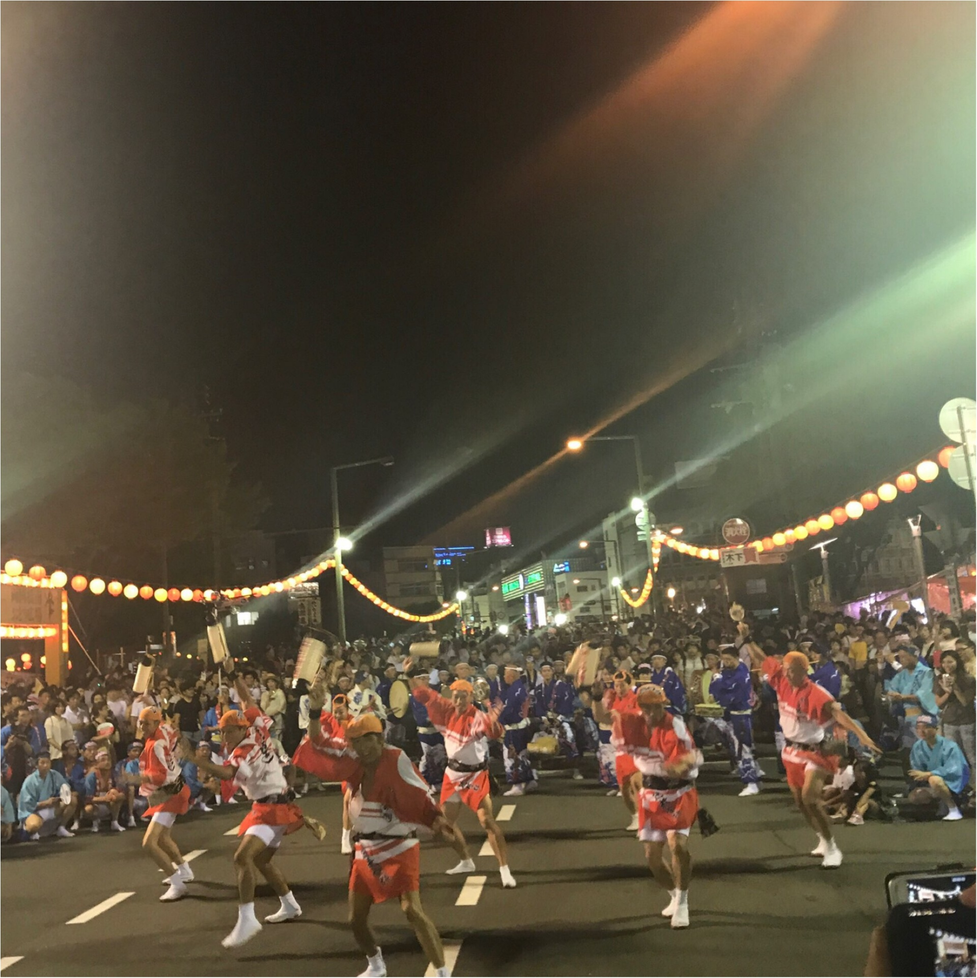 徳島の夏の風物詩!【阿波おどり】に行ってきました♡今年は総踊り復活!_7