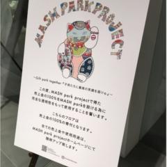 MASH park project♡