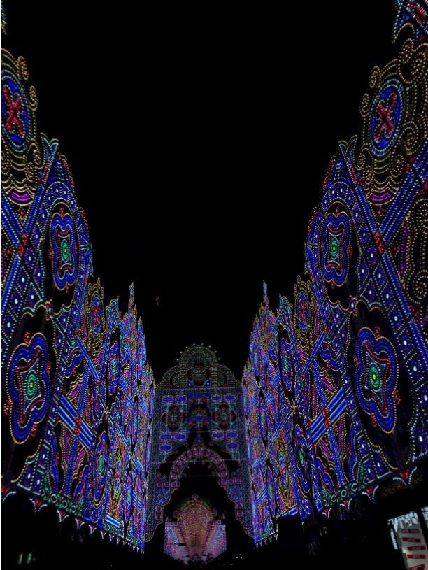 開催期間、17日まで! 輝きを増した 神戸ルミナリエ~未来への眼差し~_3