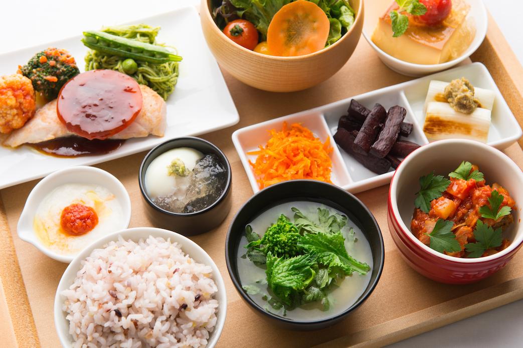 銀座の『HATAKE CAFE』で野菜をい〜っぱい食べよう!_1