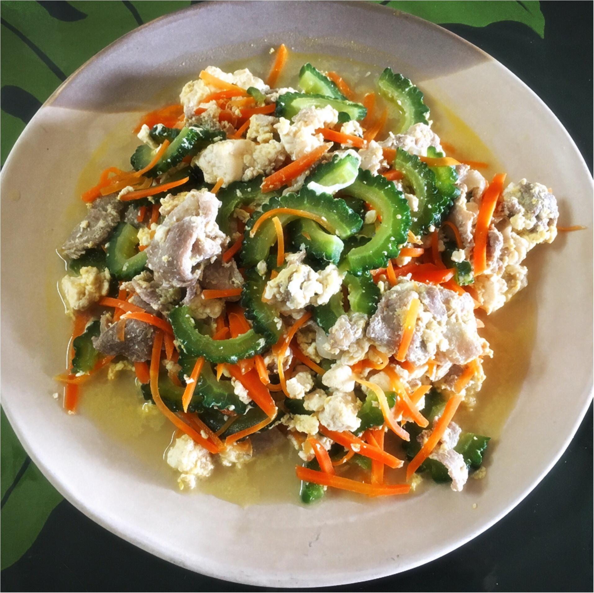 【COOKING】夏バテ予防に!夏野菜を使った簡単おうちごはん♡_5