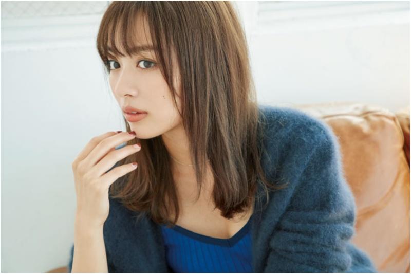 「だーりおヘアカラー」&「だーりおスキンケア」がバズリまくり! 内田理央のキレイの秘密を大公開♡_1