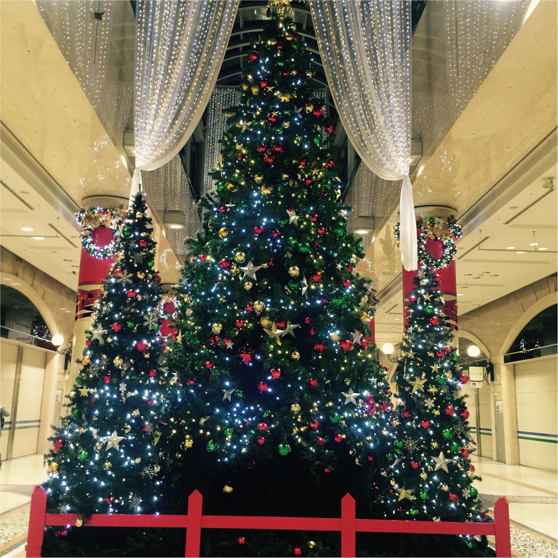 Xmas♡クリスマスツリー巡り♡_6