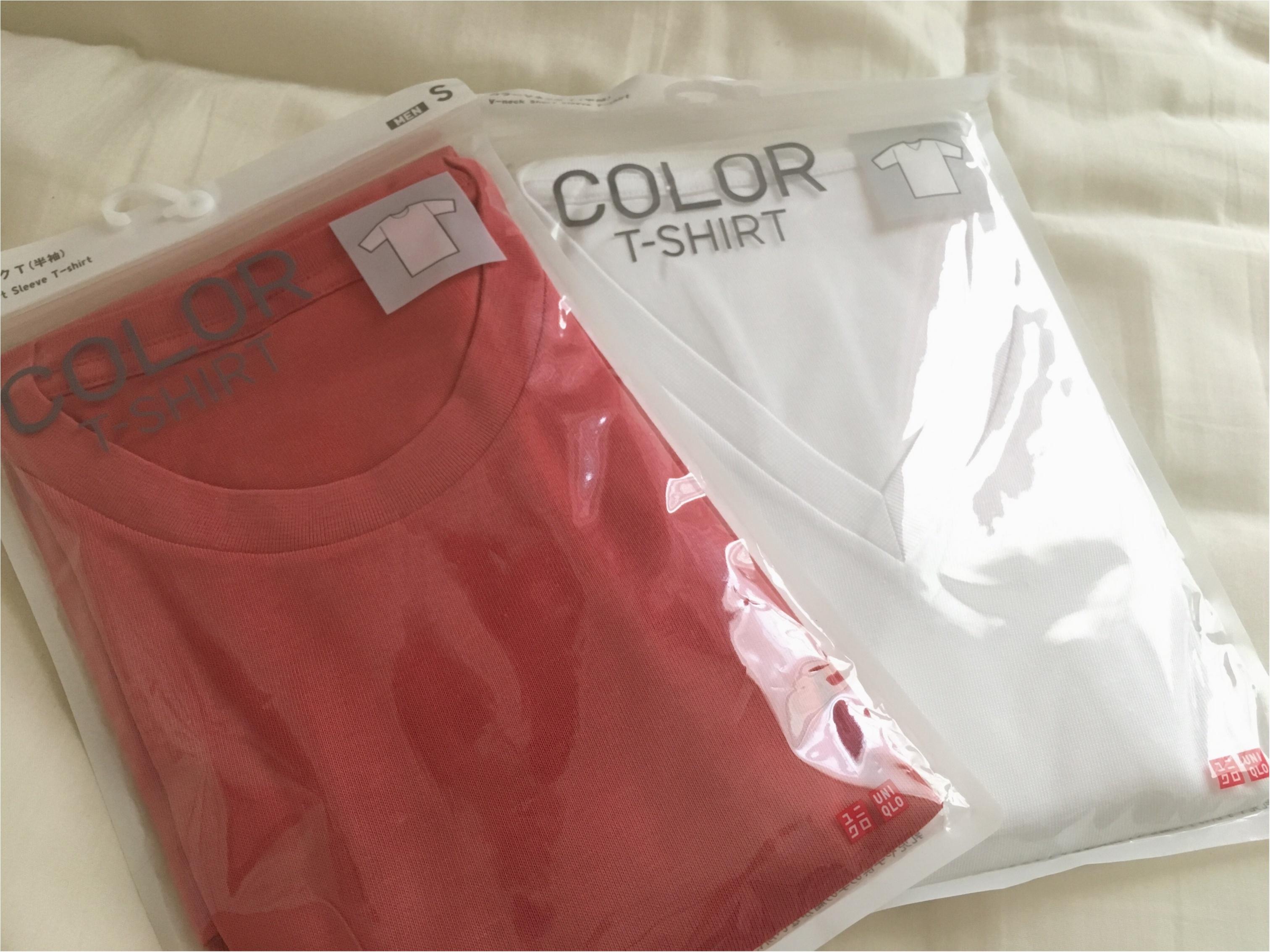 ★今年も『パックT』の季節がやってきた!優秀すぎる【UNIQLO】Tシャツを390円でget!_1