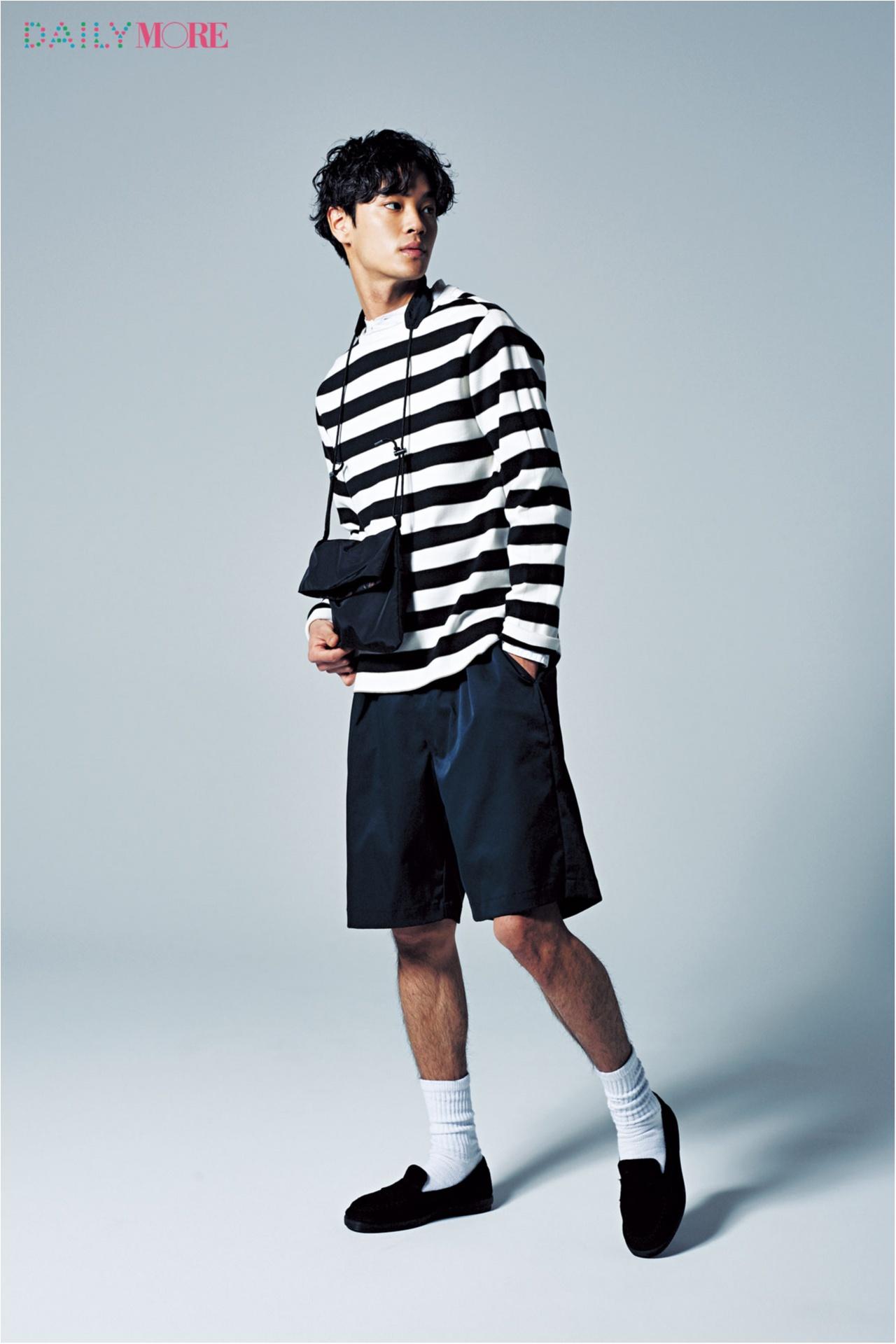 【彼のファッションにお困りのあなた!】モア世代男子にふさわしい「シンプルだけどこなれてる」コーデをメンズスタイリストが伝授します☆_2_3