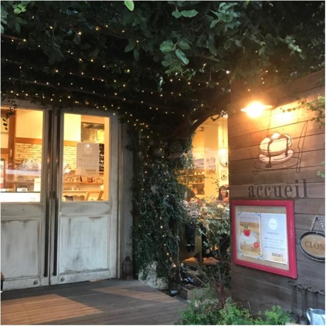 【スイーツ部】パンケーキ界で大人気!恵比寿にある《カフェ アクイーユ》に行ってきました♡_1