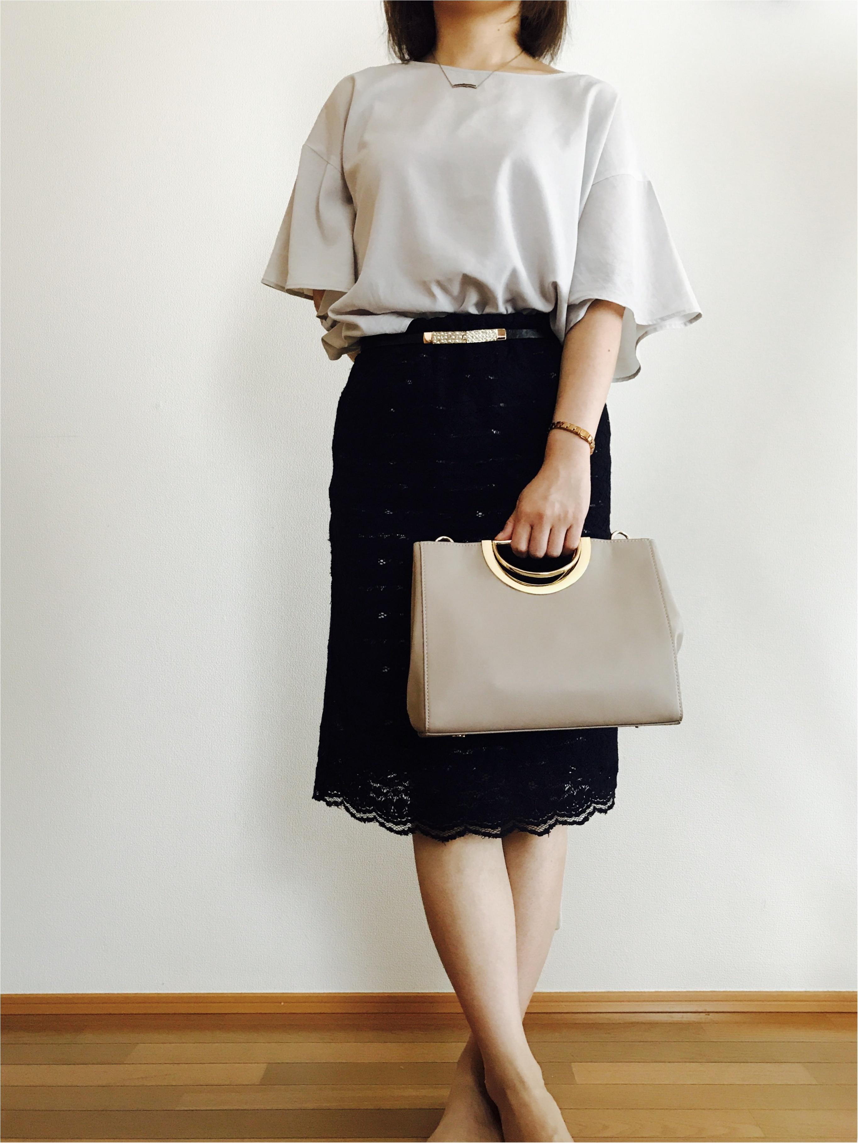 【リングハンドルバッグ】3wayで使えるバッグを購入♡♡_4