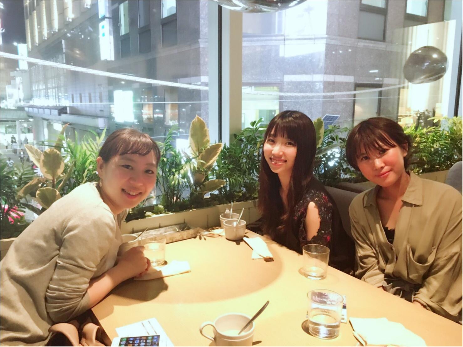 恵比寿★コスメキッチンのカフェでサラダビュッフェ!-本日のモアハピ女子会-_8