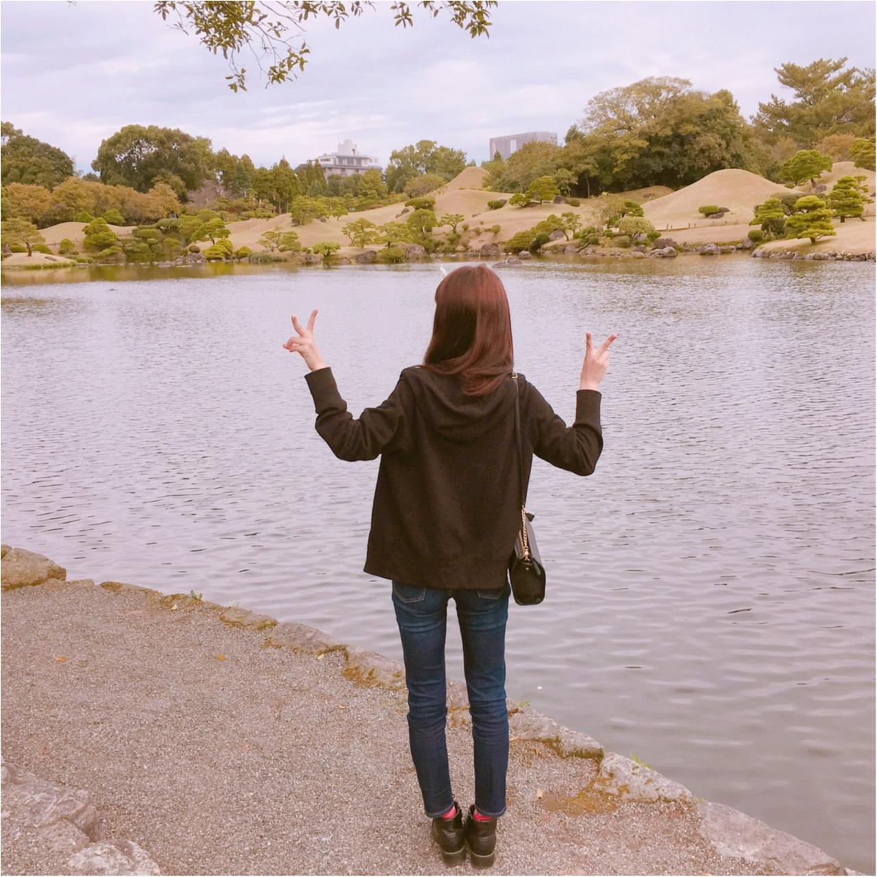 【動画で紹介!】熊本市内に発見! SNS映えする美しい庭園「水前寺成趣園」でリフレッシュ!【#モアチャレ 熊本の魅力発信!】_2