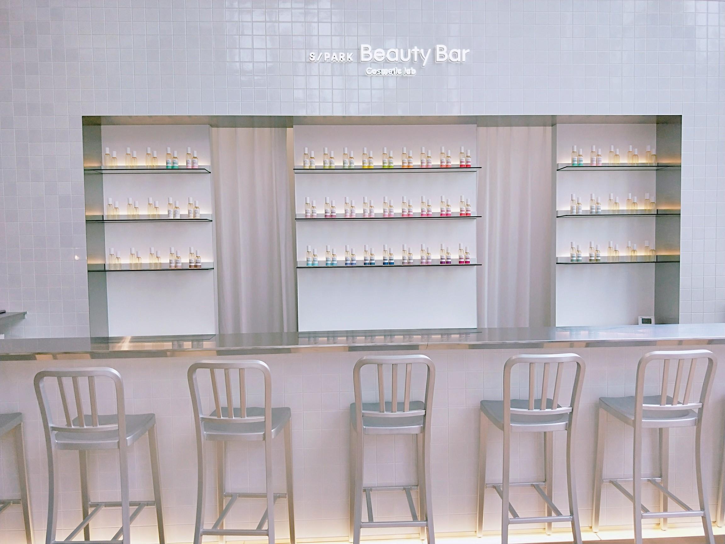 新スポット!話題の資生堂『S/PARK(エスパーク)』へ〜cafe and Beauty Bar編〜_7