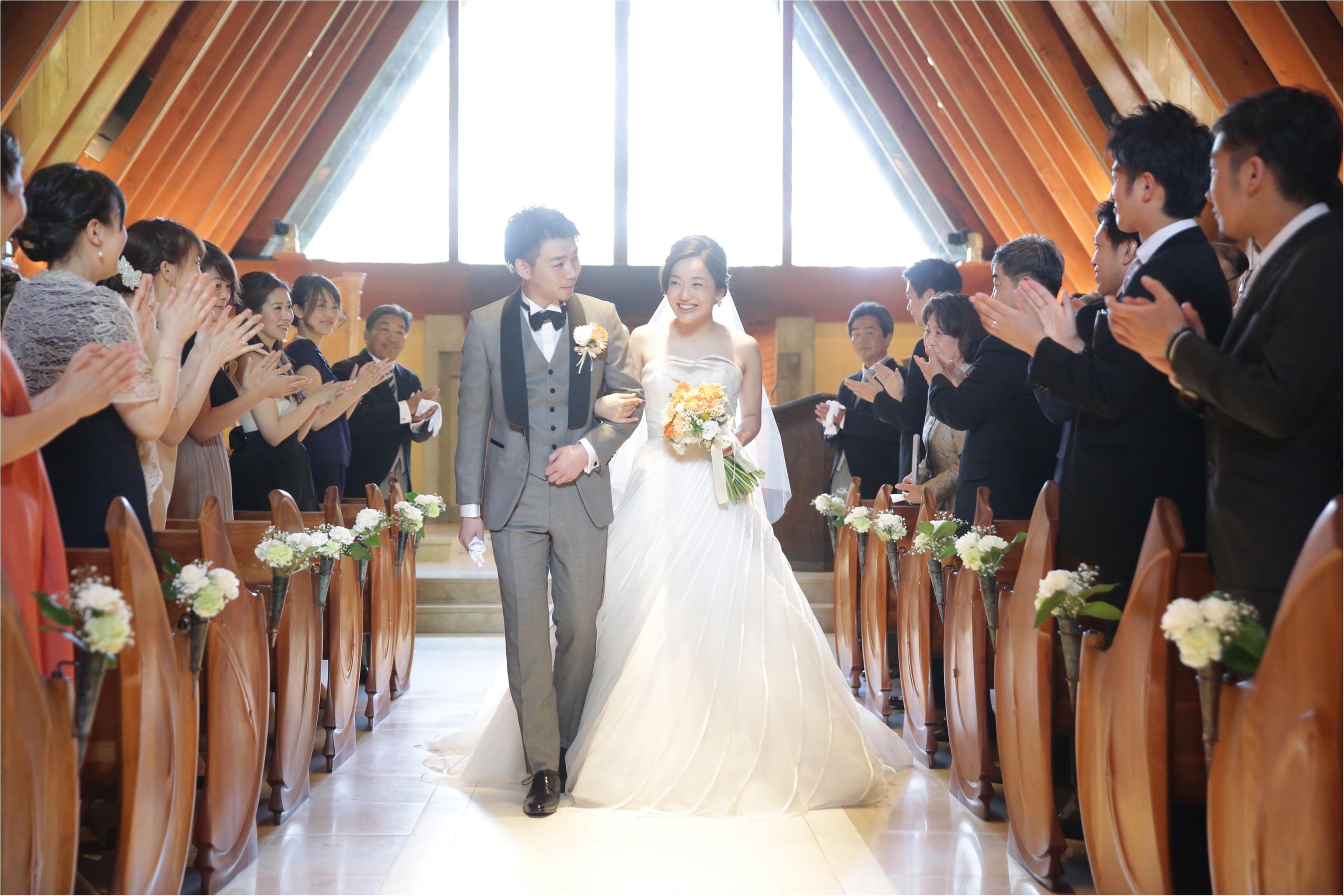 父と歩くバージンロード(軽井沢Weddingレポ②)_6