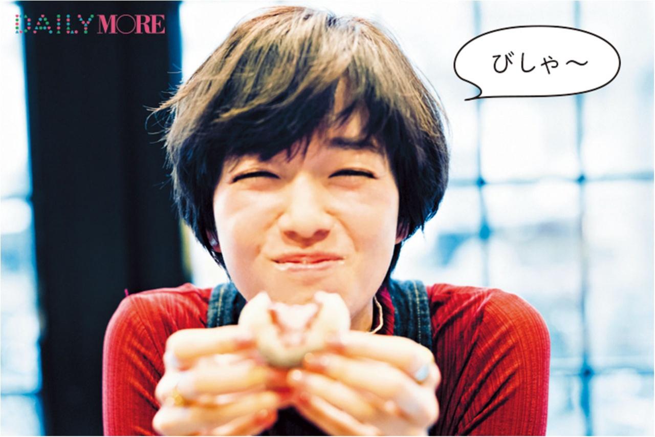おいしくてかわいくて! 佐藤栞里がハシゴした、3大「イチゴスイーツ」♡ 【栞里のちょっと行ってみ!?】_4