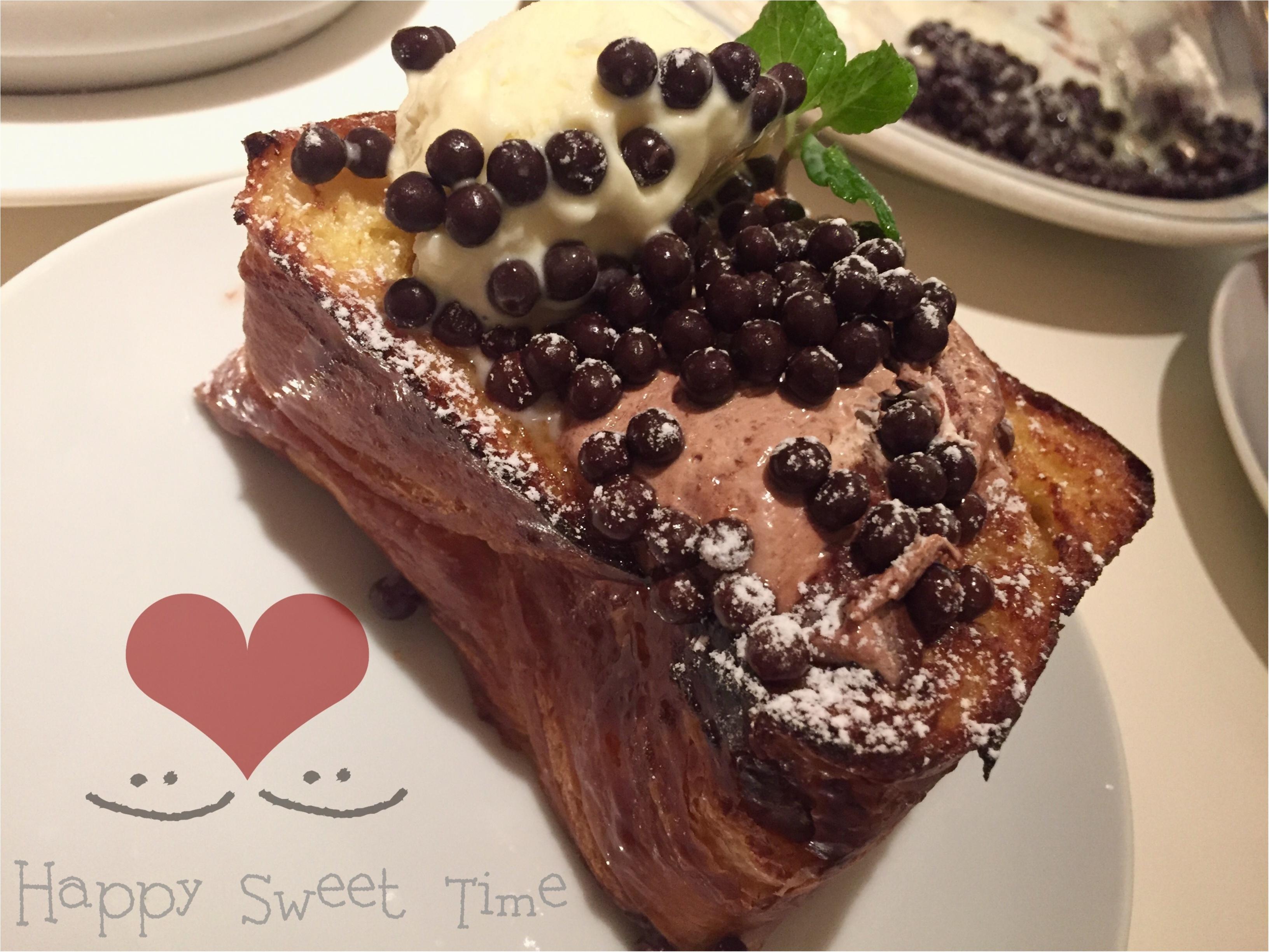 【FOOD】1000円以下でいいんですか?!絶品♥︎WIRED CAFEのフレンチトースト_4