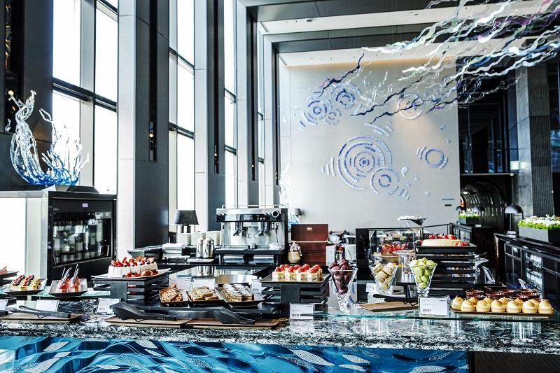 東京を一望できる「TABLE 9 TOKYO」で、大人ないちごブッフェデートはいかが?♡ 【 #いちご 8】_3