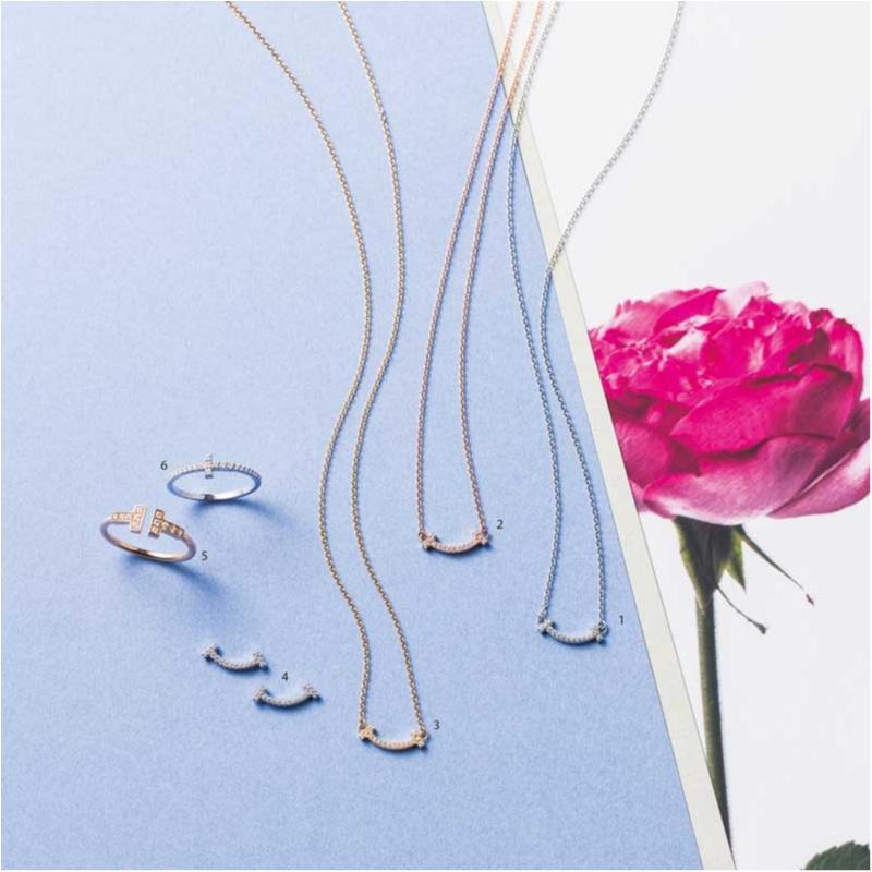 初めてのダイヤモンドは、やっぱり憧れの『ティファニー』がいい♡_2