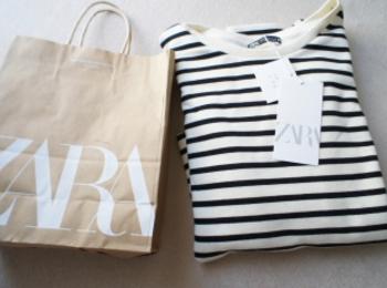 《#ザラジョ 必見❤️》今すぐ使える!【ZARA】バルーンスリーブスウェットシャツが可愛すぎる☻