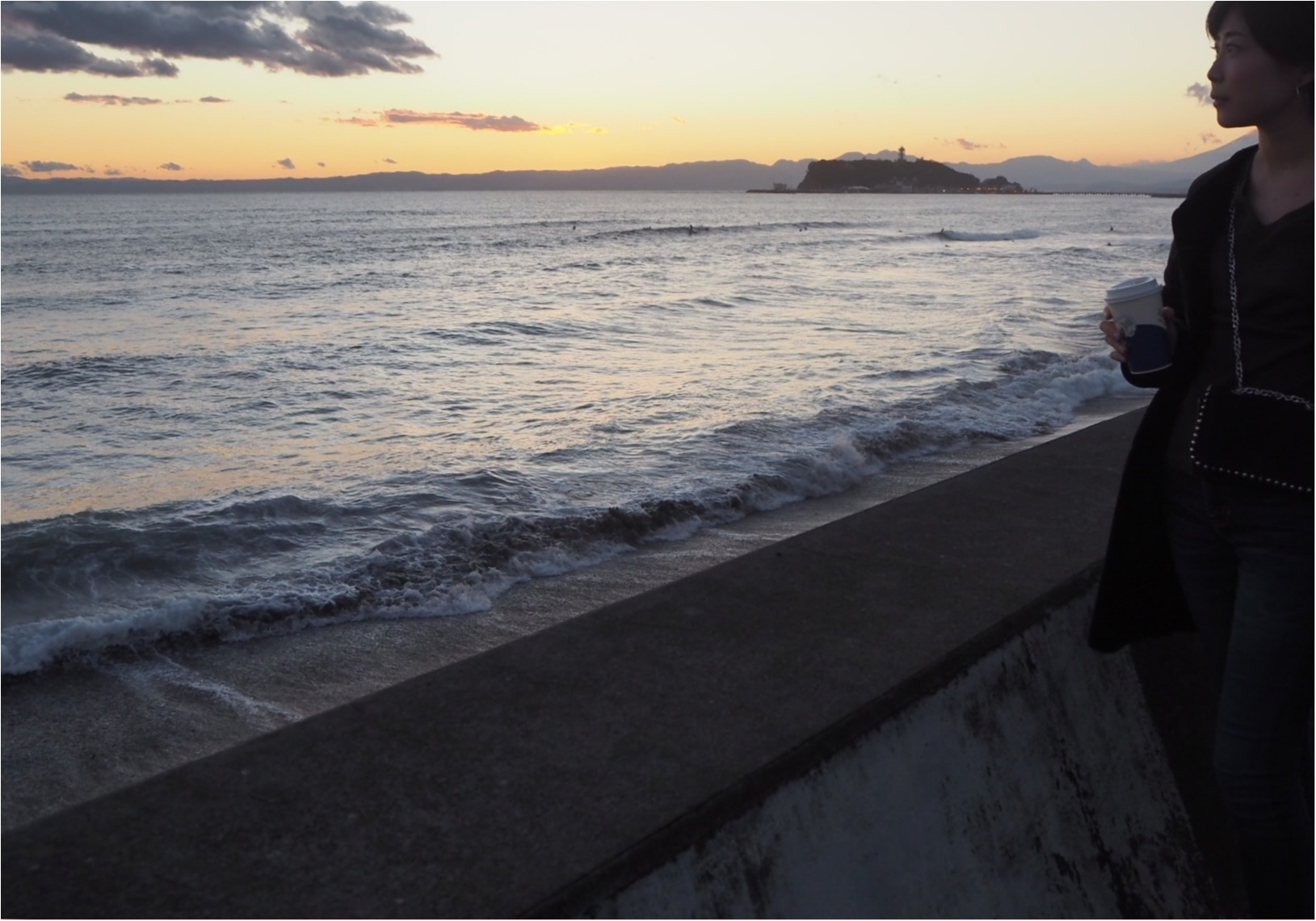 【アロハ☺︎気分はハワイ?】美味しいコーヒーと目の前に広がる七里ガ浜の海!贅沢な時間をぜひココで...❤︎_4_2