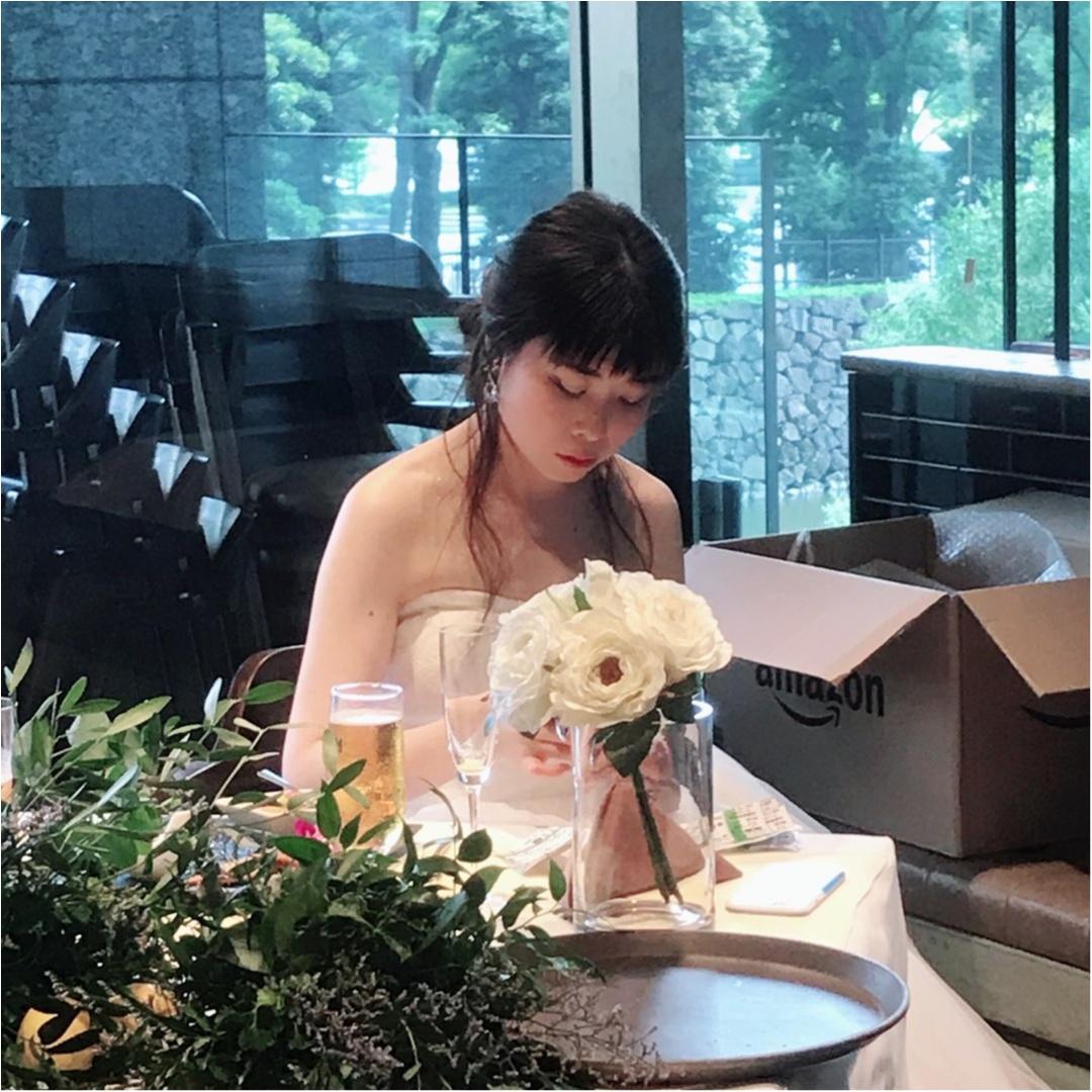 【Happy wedding❤︎】モアハピ部同期の結婚式にみんなで参加してきました!!挙式から二次会まで写真たっぷりでレポートします♡_15