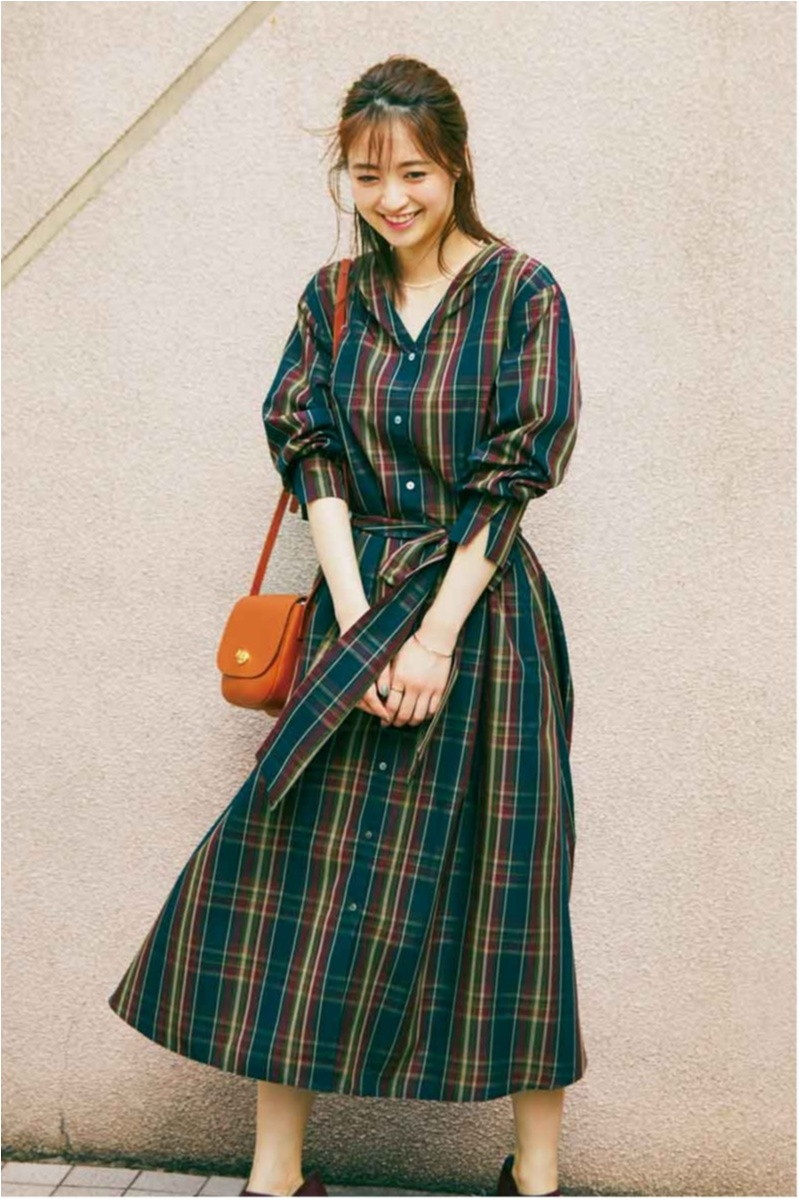 コート・ニット・チェック柄♡ 秋のおしゃれが楽しくなってキター!【今週のファッション人気ランキング】_1_1