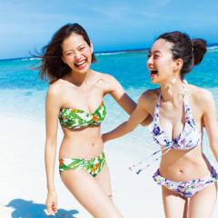 おしゃれもスタイルアップも!この夏買うべき水着(1)「花柄&ボタニカル柄」