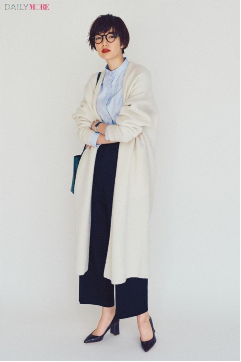 真冬に着たいおしゃれなオフィスカジュアル♪ 旬な「お仕事服見本」まとめ♡_1_23