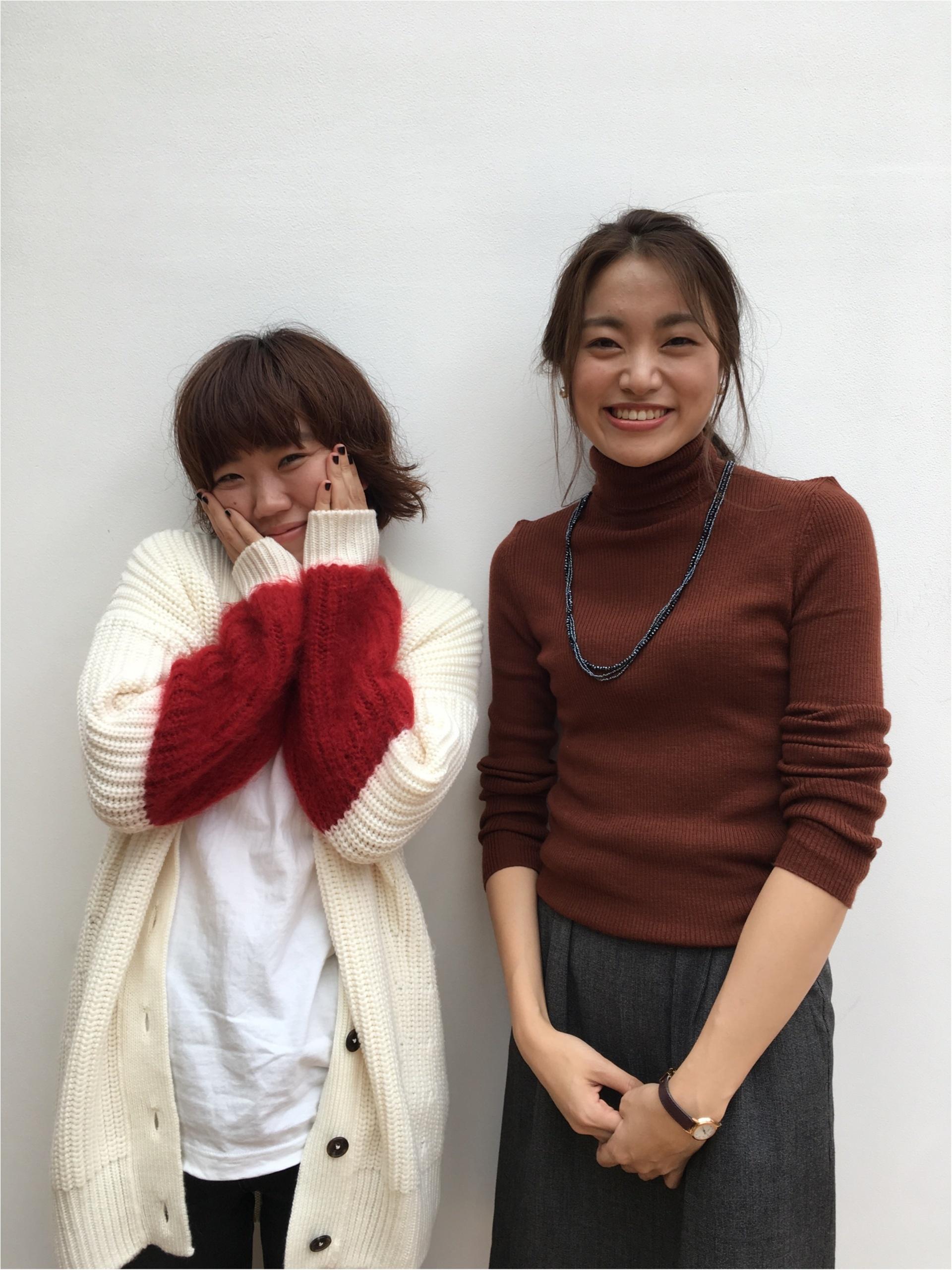 《MORE1月号掲載中★》大好きな高野麻子さん直伝❤️【太らないコーデ】をチェック!!_5