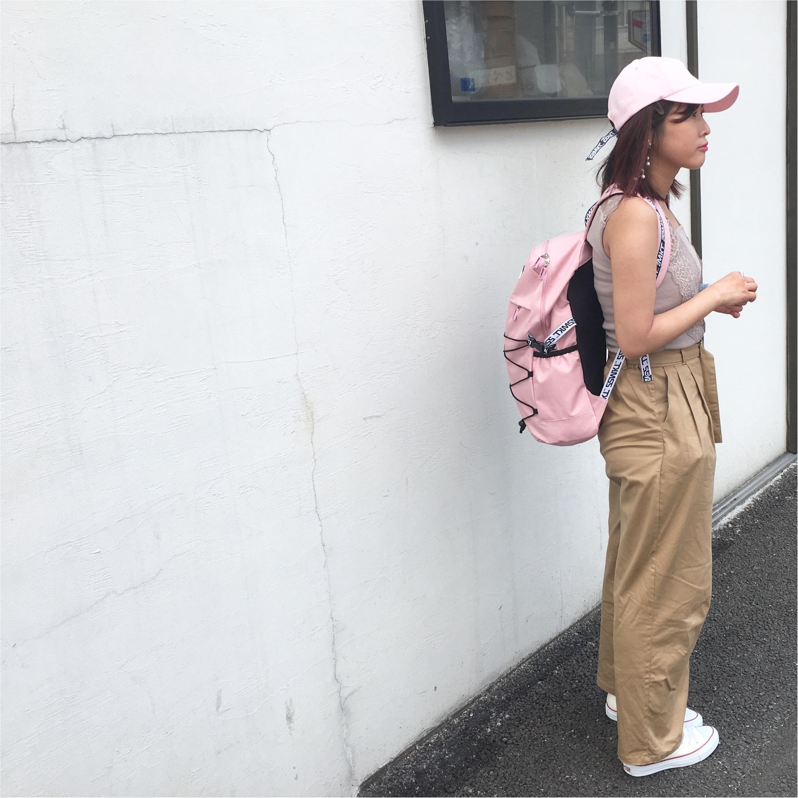 【今週のコーデまとめ】夏休みスペシャル!甘めカジュアル派の7days_2