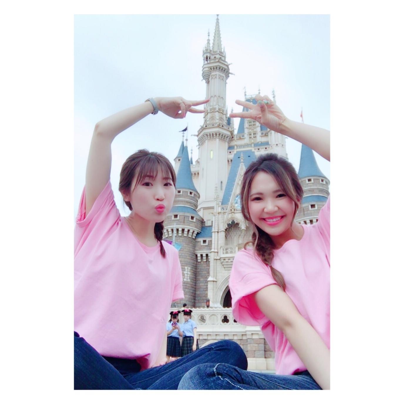 【SNSが華やかに!】ディズニー双子コーデ♡_2