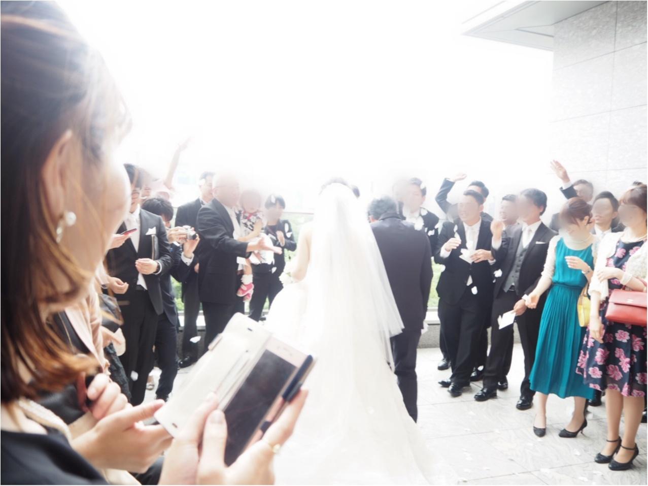 【パレスホテル東京】MOREインフルエンサーNo.600 asuちゃんの素敵な結婚式❤︎_11