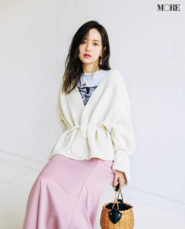 カーディガンコーデ【2020春】特集 - おしゃれにカーデを着こなすための最旬レディースファッションまとめ_2