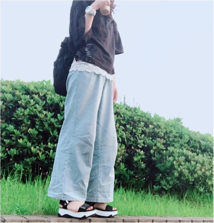 【ZARA】買ってよかった高コスパ靴!売切れ必須#ヴェッジソールサンダルが優秀すぎ♡_6