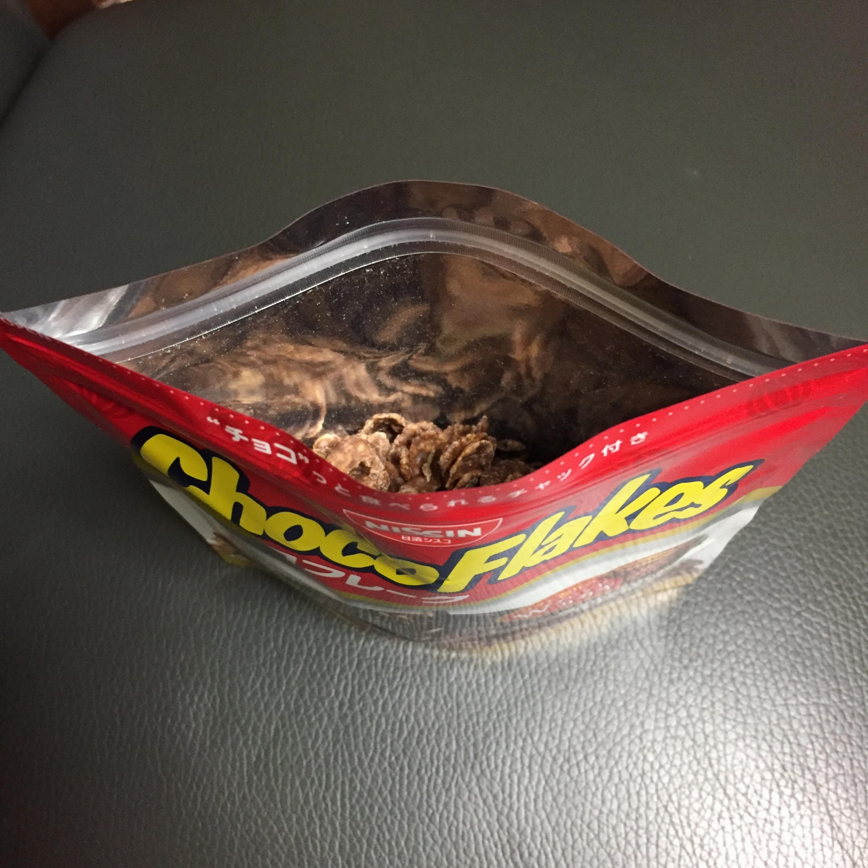 食べやすくなった!昔ながらのチョコフレーク♡_3