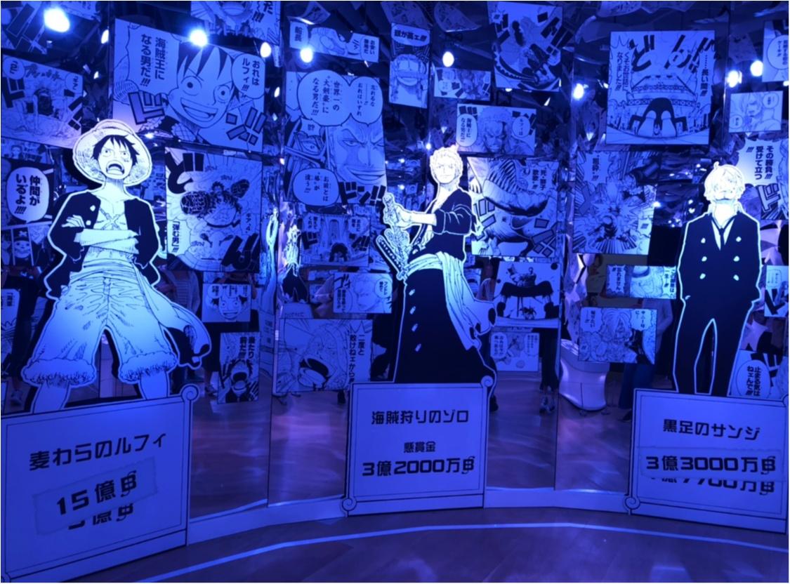 いよいよ後10日!【創刊50周年記念ジャンプ展vol.3】に行ってきました❤️_5