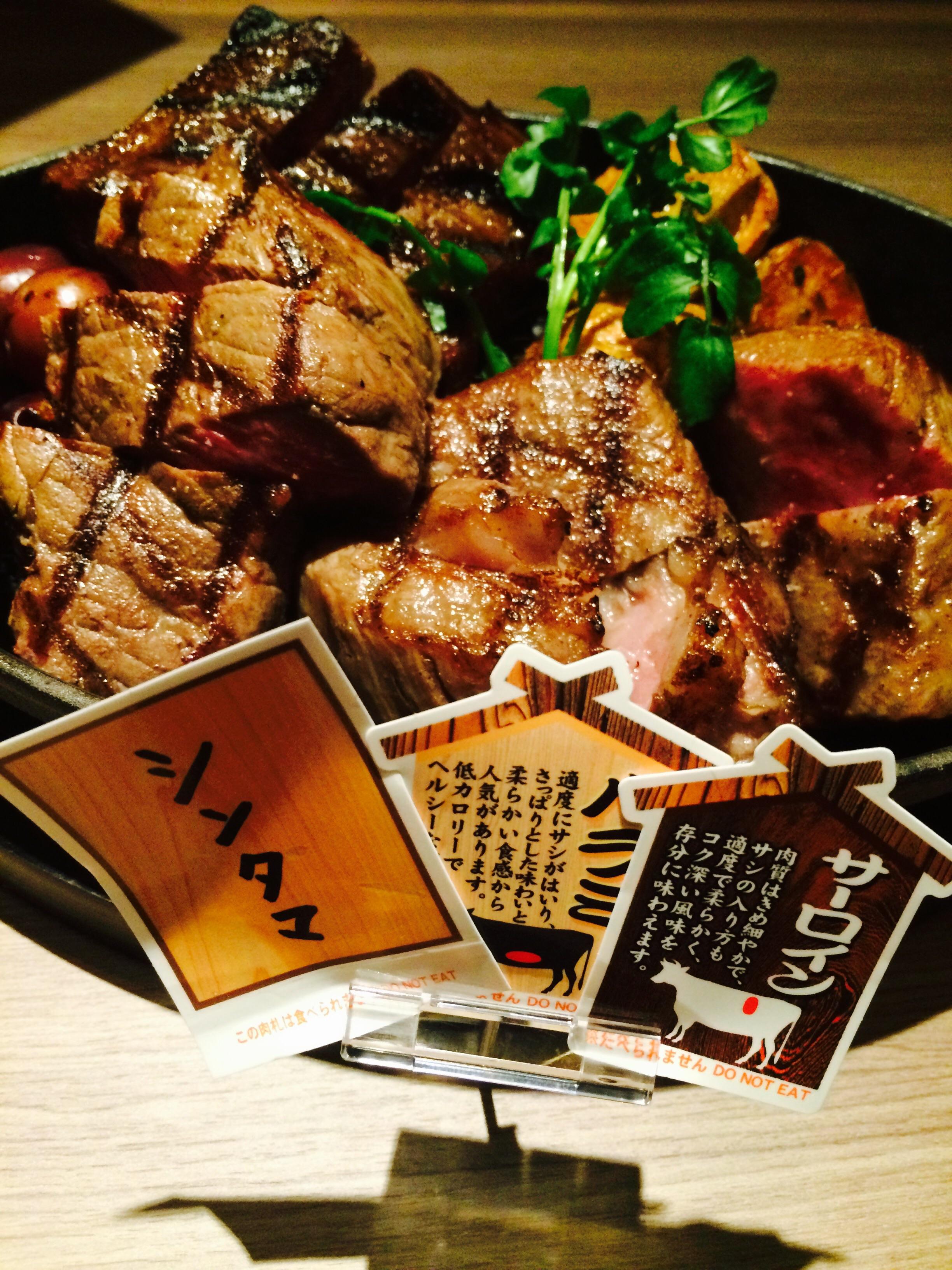 お肉が食べた〜い! 『ニクバル』のこだわりを赤坂で堪能しよう!_1