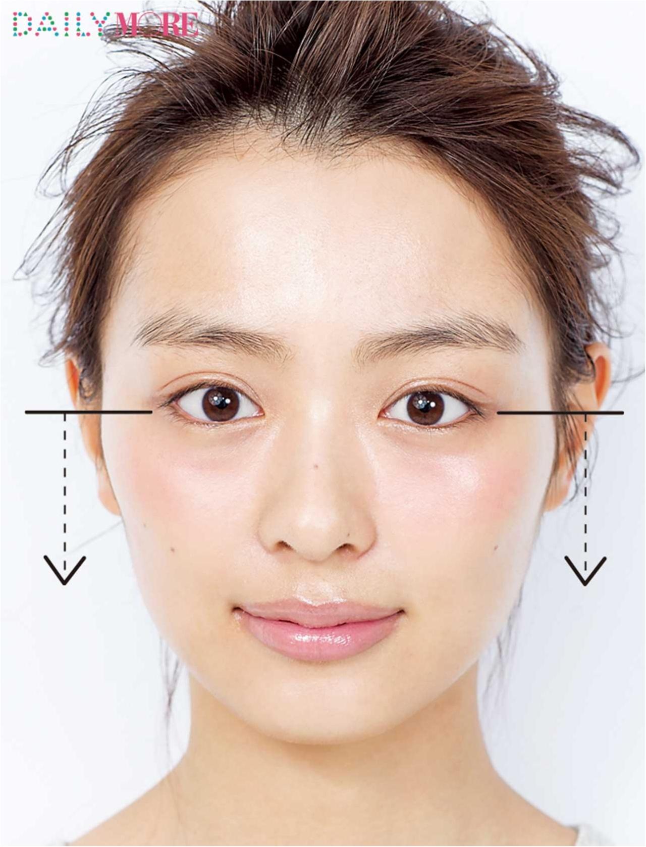 エラ張りの悩みを解消して小顔になれるテク - エラの張りがカバーできる前髪や眉メイク、セルフコルギ(マッサージ)など_10
