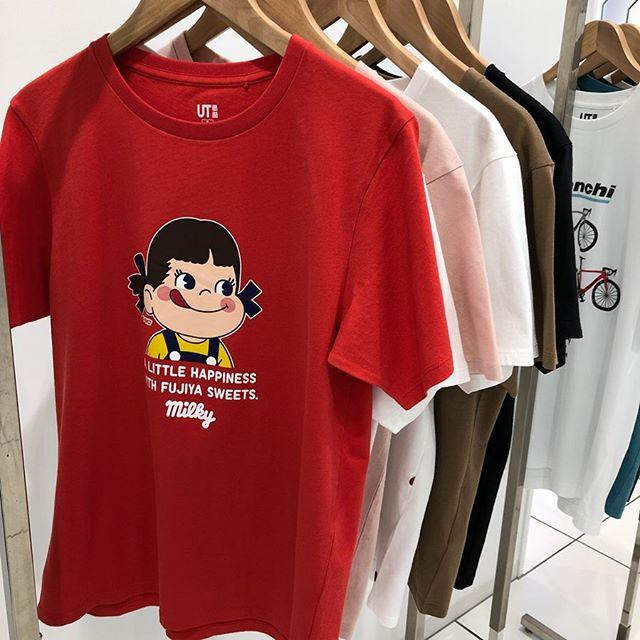 ユニクロのTシャツ特集 - UTやユニクロ ユーなど、夏の定番無地Tシャツ、限定コラボTシャツまとめ_2