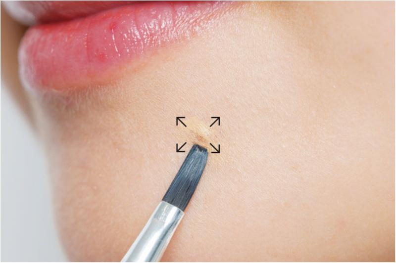 世界一わかりやすい「コンシーラー」特集 | #OVER25のぼり坂美容 | (ほおの毛穴、ニキビ、小鼻の赤み、シミ、目の下のくま)11