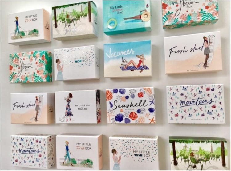 パリジェンヌ気分を味わえる!【My Little Box】プロデュースの素敵なひとときはいかがですか❤️?_1