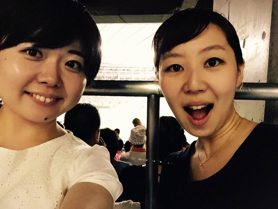 初めての立ち見野球観戦★あなたの顔が東京ドームのスクリーンに!?_7