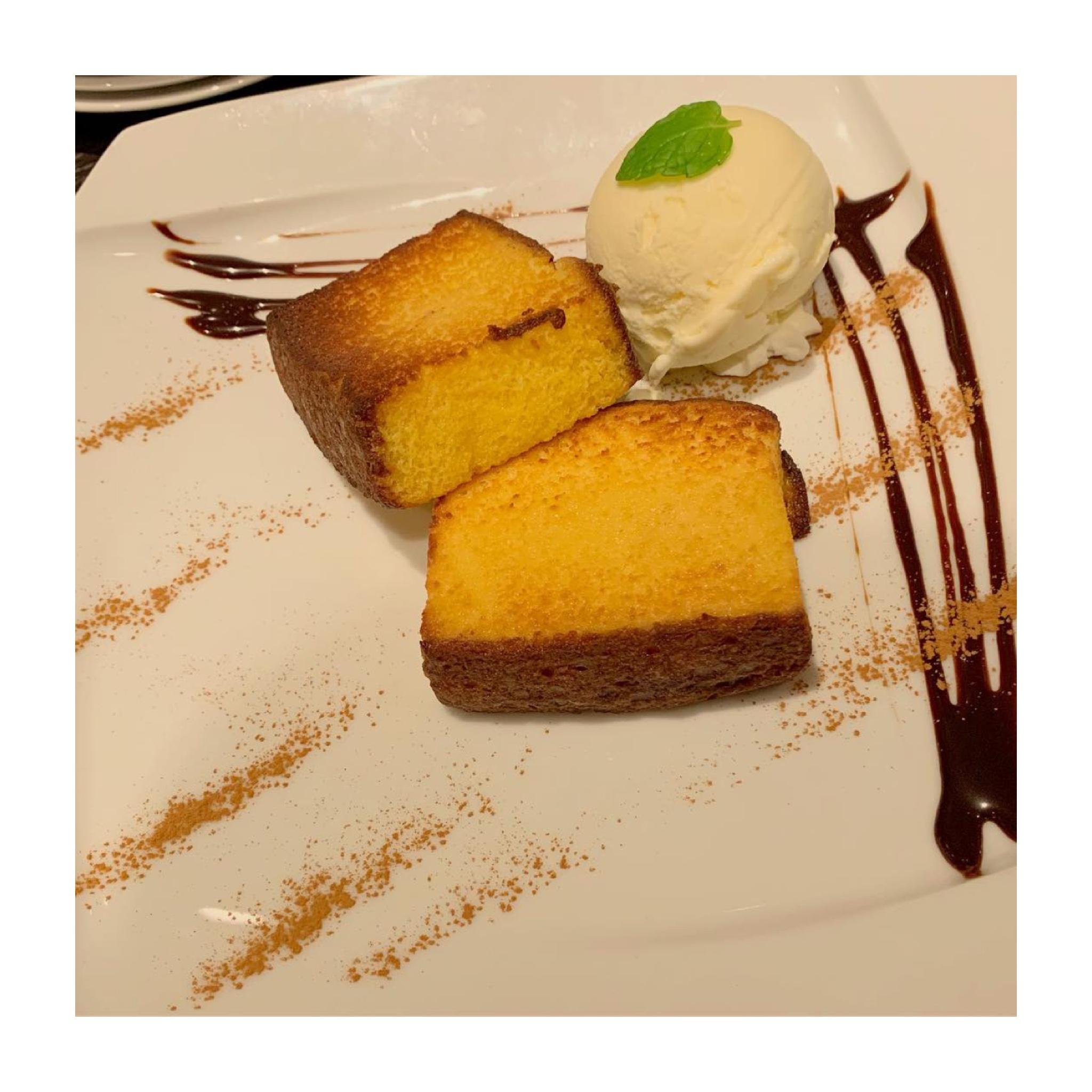 《ご当地MORE★東京》あのカステラで有名な【文明堂カフェ】のパンケーキが絶品なんです✌︎❤️_4
