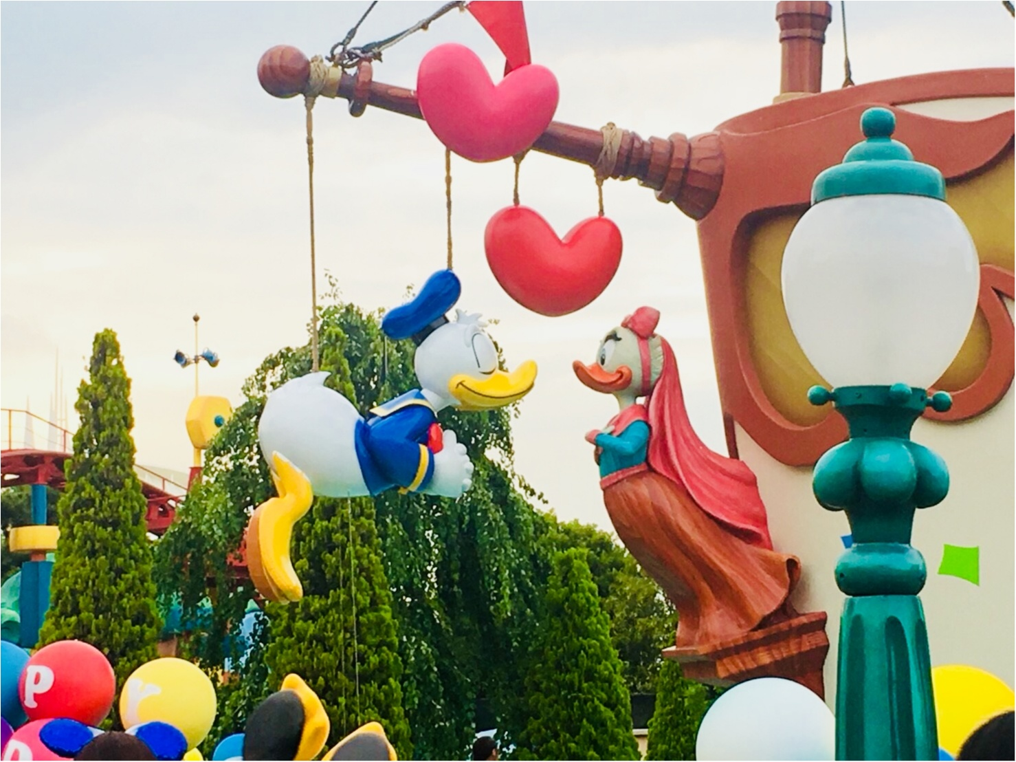 東京ディズニーランド 35周年 行ってきました*_1