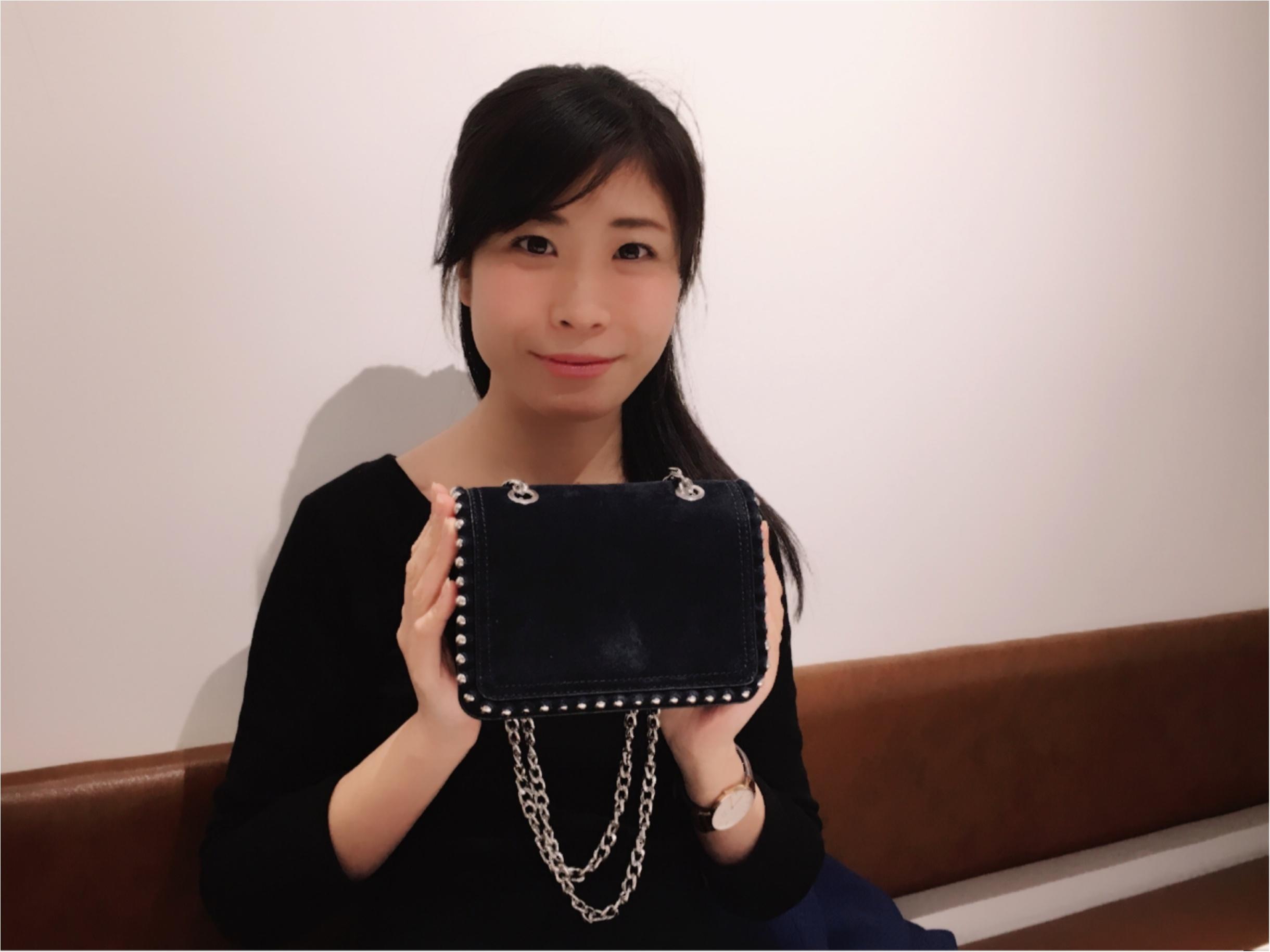ファッション誌「MORE」専属ブロガーのバッグの中身チェック★vol.7_1