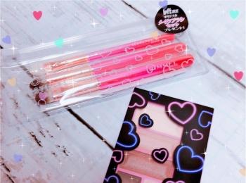 気になるコスメが沢山♡ロフトのコスメフェスティバル☆今回のデザインテーマは*「Neon Pink Party!!」(ネオンピンクパーティ)*