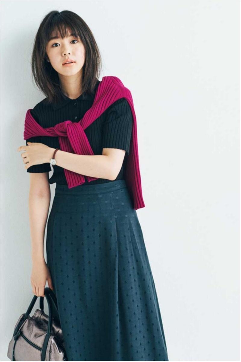 2018年秋のファッション カーディガンまとめ18