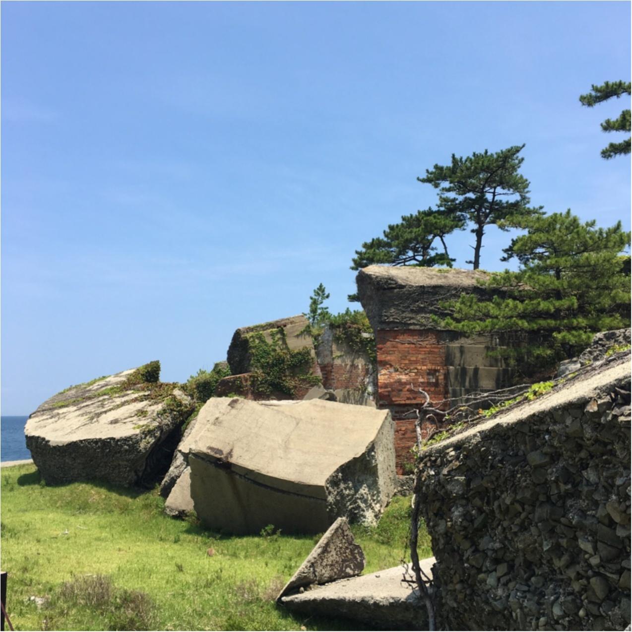 まるでラピュタの世界♡ 和歌山にある《友ヶ島》へGo♡_9