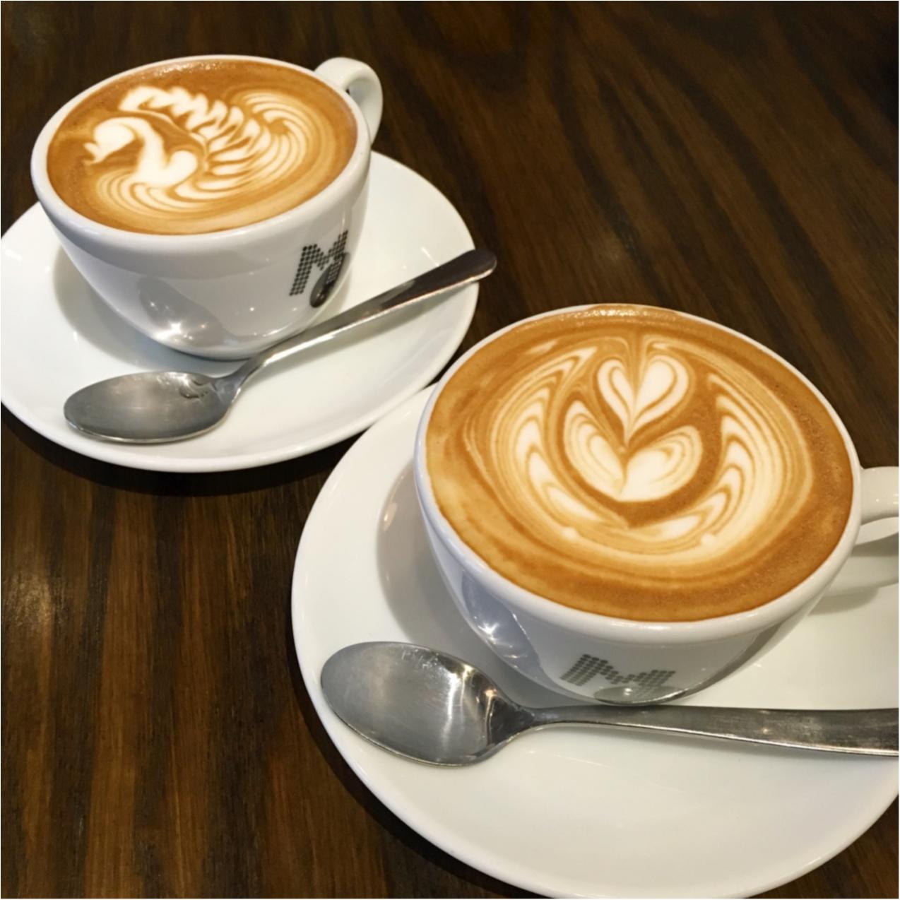 【大阪】 美しいラテアートに心ときめく♡♡フォトジェニックなコーヒーはいかが?_6